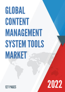 Global Content Management System Tools Market Size Status and Forecast 2021 2027