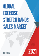 Global Exercise Stretch Bands Sales Market Report 2021