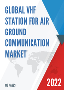 Global VHF Station for Air Ground Communication Market Size Status and Forecast 2021 2027