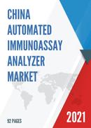 China Automated Immunoassay Analyzer Market Report Forecast 2021 2027