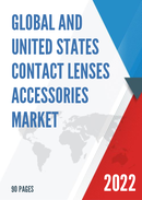 Global Contact Lenses Accessories Market Size Status and Forecast 2021 2027