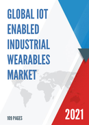 Global IoT Enabled Industrial Wearables Market Size Status and Forecast 2021 2027