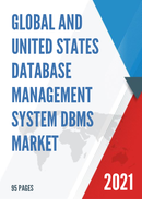 Global and United States Database Management System DBMS Market Size Status and Forecast 2021 2027