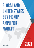 Global and United States SUV Pickup Amplifier Market Insights Forecast to 2027