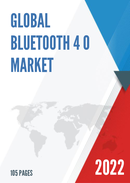 Global Bluetooth 4 0 Market Size Status and Forecast 2021 2027