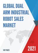Global Dual arm Industrial Robot Sales Market Report 2021