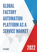 Global Factory Automation Platform as a Service Market Size Status and Forecast 2021 2027