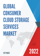 Global Consumer Cloud Storage Services Market Size Status and Forecast 2021 2027