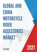 Global and China Motorcycle Rider Accessories Market Size Status and Forecast 2021 2027