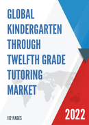 Global Kindergarten Through Twelfth Grade Tutoring Market Size Status and Forecast 2021 2027