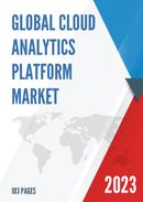 Global Cloud Analytics Platform Market Size Status and Forecast 2021 2027