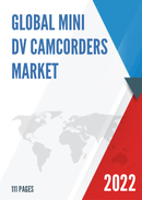 Global and Japan Mini DV Camcorders Market Insights Forecast to 2027