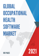 Global Occupational Health Software Market Size Status and Forecast 2021 2027