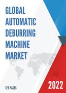 China Automatic Deburring Machine Market Report Forecast 2021 2027