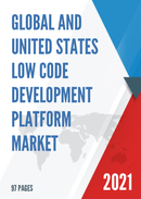 Global and United States Low Code Development Platform Market Size Status and Forecast 2021 2027