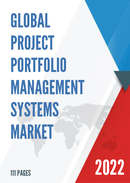 Global Project Portfolio Management Systems Market Size Status and Forecast 2021 2027
