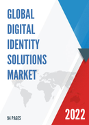 Global Digital Identity Solutions Market Size Status and Forecast 2021 2027