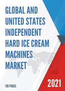 Global and United States Independent Hard Ice Cream Machines Market Insights Forecast to 2027