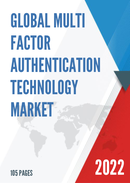 Global Multi factor Authentication Technology Market Size Status and Forecast 2021 2027