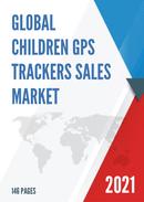 Global Children GPS Trackers Sales Market Report 2021