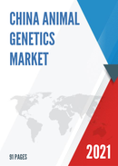 Global Animal Genetics Market Size Status and Forecast 2021 2027