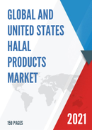Global and United States Halal Products Market Insights Forecast to 2027