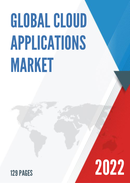 Global Cloud Applications Market Size Status and Forecast 2021 2027