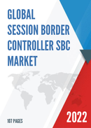 Global Session Border Controller SBC Market Size Manufacturers Supply Chain Sales Channel and Clients 2021 2027