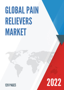 Global Pain Relievers Market Size Status and Forecast 2021 2027