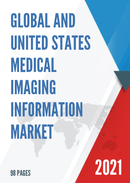 Global and United States Medical Imaging Information Market Size Status and Forecast 2021 2027