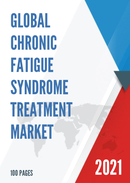 Global Chronic Fatigue Syndrome Treatment Market Size Status and Forecast 2021 2027