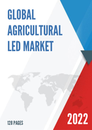 Global and China Agricultural LED Market Insights Forecast to 2027