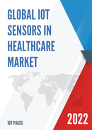 Global IoT Sensors in Healthcare Market Size Status and Forecast 2021 2027