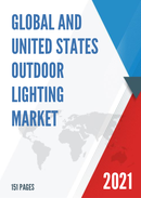 Global and United States Outdoor Lighting Market Insights Forecast to 2027