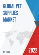 Global Pet Supplies Market Size Status and Forecast 2021 2027