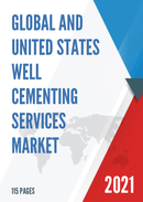 Global and United States Well Cementing Services Market Size Status and Forecast 2021 2027