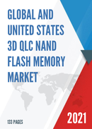 Global and United States 3D QLC NAND Flash Memory Market Insights Forecast to 2027