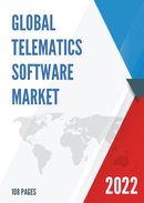 Global Telematics Software Market Size Status and Forecast 2021 2027
