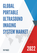 Global Portable Ultrasound Imaging System Market Size Status and Forecast 2021 2027