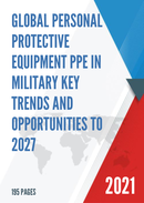 Global Personal Protective Equipment PPE in Military Key Trends and Opportunities to 2027