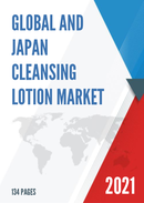 Global and Japan Cleansing Lotion Market Insights Forecast to 2027