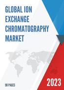 Global Ion Exchange Chromatography Market Size Status and Forecast 2021 2027