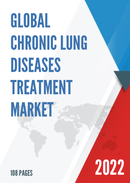 Global and United States Chronic Lung Diseases Treatment Market Size Status and Forecast 2021 2027