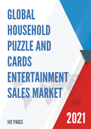 Global Household Puzzle and Cards Entertainment Sales Market Report 2021