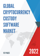 Global Cryptocurrency Custody Software Market Size Status and Forecast 2021 2027