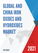 Global and China Iron Oxides and Hydroxides Market Insights Forecast to 2027
