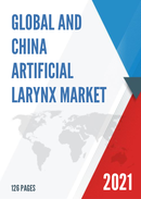 Global and China Artificial Larynx Market Insights Forecast to 2027
