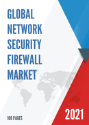 Global Network Security Firewall Market Size Status and Forecast 2021 2027