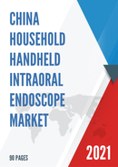 China Household Handheld Intraoral Endoscope Market Report Forecast 2021 2027