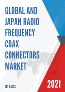 Global and Japan Radio Frequency Coax Connectors Market Insights Forecast to 2027